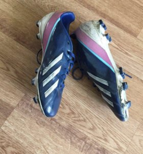 Бутсы для футбола детские Adidas F50