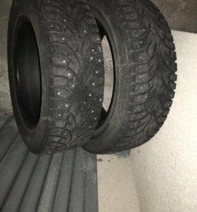 Зимние шипованные Bridgestone