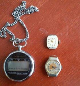 Часы и часовые механизмы