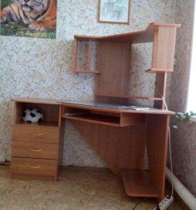Компьютерный стол (2 в 1)