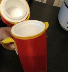 Термосумка для бутылочки ПоМа