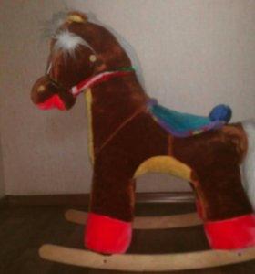 Лошадь детская.