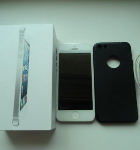 iPhone 5 Silver 16 Гб