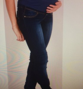 Новые джинсы для будущих мам