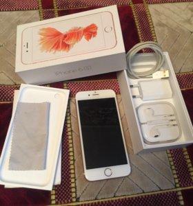 Айфон 6S Rose Gold 16 gb