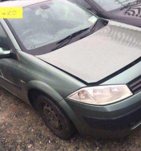 ✅ Renault Megane 2