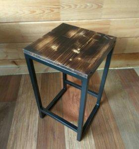 Барный стул, мебель Лофт