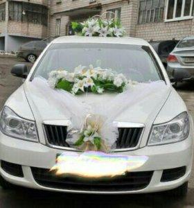 Собственник. Прокат свадебного автомобиля.