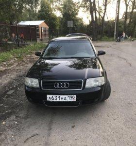Audi A6 c5. 2002 год