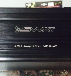 Усилитель Swat MDX-42