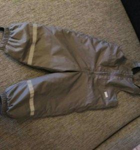 Новые демисезонные штанишки baby go
