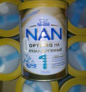 Нан 1 гипоаллергенный