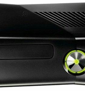 Xbox 360 + игры + кинект. Не прошитая ТОРГ