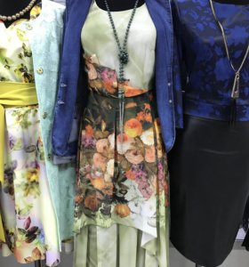 Летнее платье (новое)