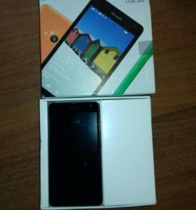 Смартфон Microsoft Lumia 535 (dual sim)