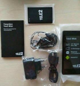 Смартфон Теле2Midi