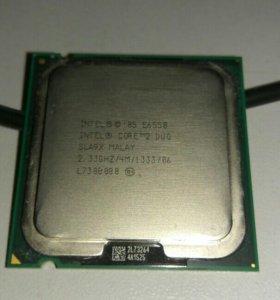 intel core E6550
