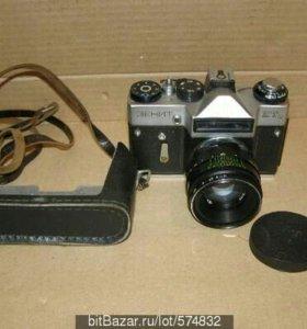 Фотоаппарат зенит TTL1979г.в.