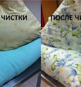 Реставрация пухо-перьевых подушек