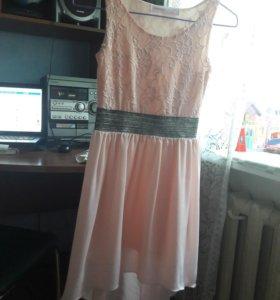 Платье на рост 128-140