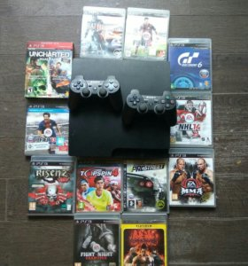 Sony Playstation 3 (PS3) Slim
