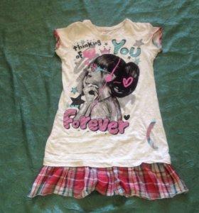 платье-туника Gloria Geans 10-11 лет
