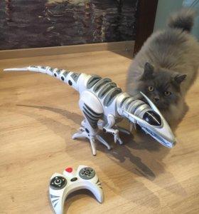 Робот -динозавр