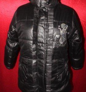 Куртка для девочки 12 лет