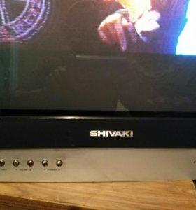 """Телевизор.  """"SHIVAKI """" в отличном состоянии почти"""