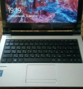 Ноутбук DEXP Athena T104