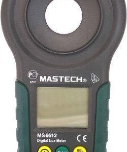 Люксметр (измеритель освещенности) Mastech MS6612
