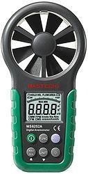 Анемометр (ветромер) mastech MS6252A