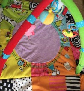 Игровой коврик fat toys