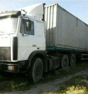 Маз 64229-2120 седельный тягач