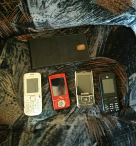 Телефоны на запчасти + чехол