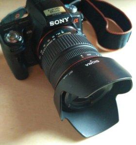 Sigma AF 18-200mm