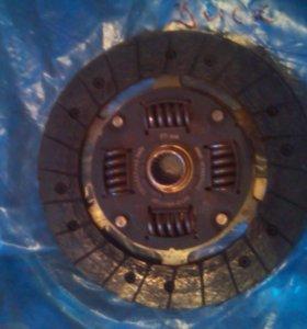 Корзина и диск сцепления на ВАЗ 2110