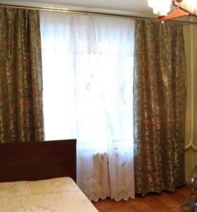 Кровать двуспальная Брусали Икеа+матрас
