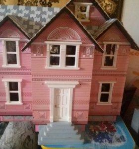 Кукольный домик Melissa&Doug