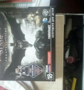 Игра Бетман рыцарь Аркхема