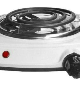 Плитка электрическая Centek CT-1500 (белый)