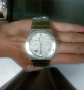 Часы Audemars Pigue Silver