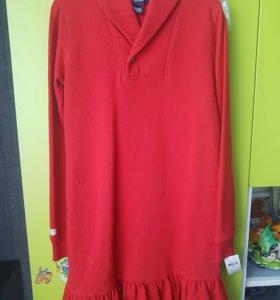 Платье Ralph Lauren утепленное