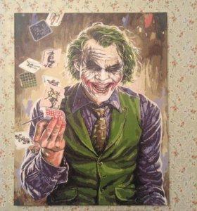 Картина Джокера