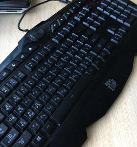 Игровая клавиатура Ttesports