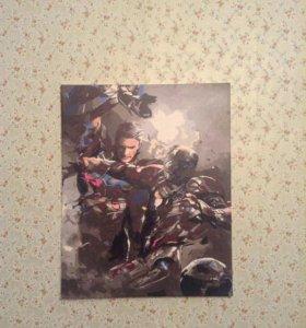 Картина Железного человека