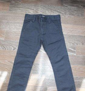 Новые брюки-чинос с KIABI на 3-4 года