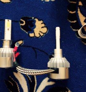 Лампа h1 headlight 3800 lm
