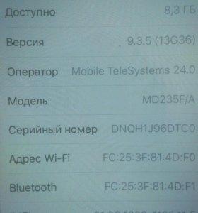 Продам IPhone 4s White,16GB