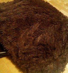 30мм шерсти покрывало, в сувенирной сумке 👀